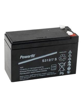 Billede af Batteri / AGM Powerfit / 7A