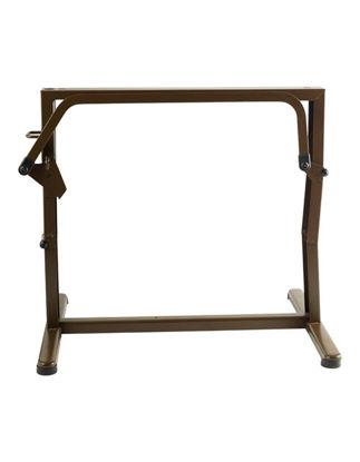 Billede af Hæve/sænke bordstel 60cm. brun