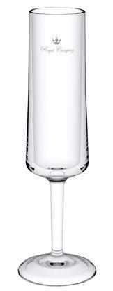 """Billede af Champagneglas """"Royal Camping"""""""