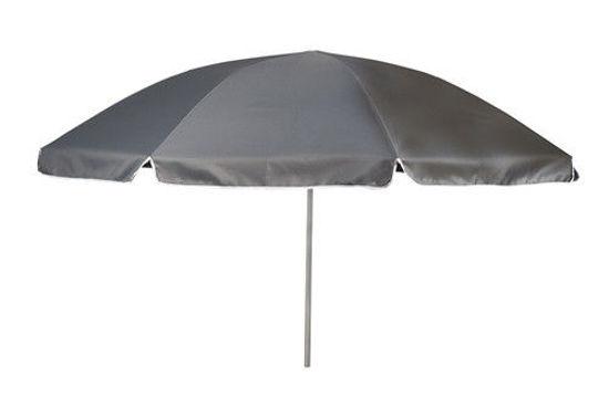 Billede af Parasol Ø: 200 cm. - Grå