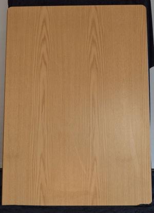 Billede af Bordplade - Brun 68 x 97 cm. (Brugt)