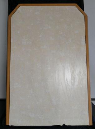 Billede af Bordplade - Off-white - 70 x 105 cm. (Brugt)