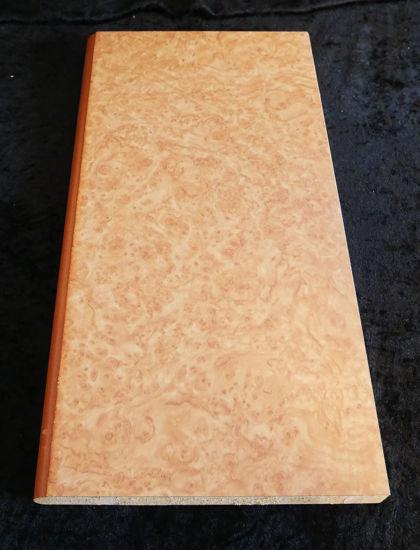 Billede af Køkken Bordplade - lysebrun meleret - 50,5 x 25 cm. (Brugt)