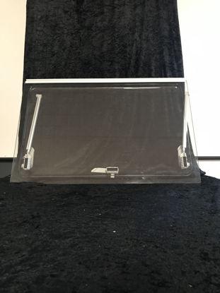 Billede af Brugt vindue 44,5 x 67 cm.