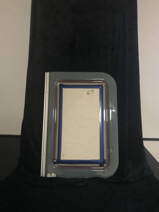 Billede af Brugt vindue 42,5 x 60,5 cm.