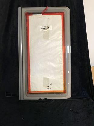 Billede af Brugt vindue 42,5 x 75,3 cm.
