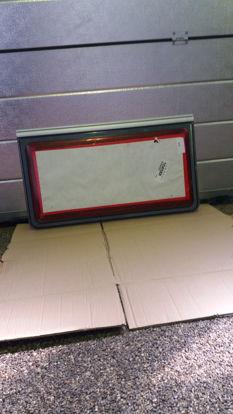 Billede af Brugt vindue 75,5 x 43 cm.
