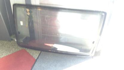 Billede af Brugt vindue 138 x 73 cm.