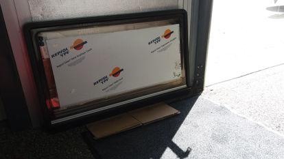 Billede af Brugt vindue 93 x 57,5 cm.