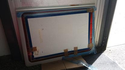 Billede af Brugt vindue 87,5 x 64 cm.