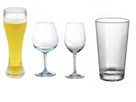 Billede til varegruppe Glas