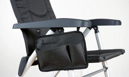 Billede af Sidelomme til stol - Dark Grey