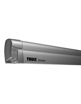 """Billede af Markise """"Thule 8000"""" 220V Mystic Grey L: 550 cm. D: 275 cm."""