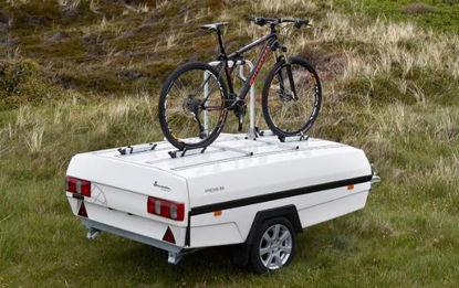 Billede af Cykelstativ til 2 cykler 2012-