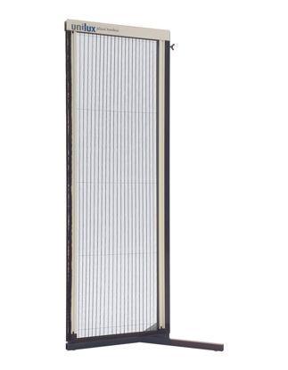 Billede af Plissémyggenetsdør 65x175cm.