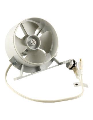 Billede af Ventilator 12 V med termostat