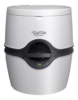 Billede af Toilet Porta Potti 465 E granit