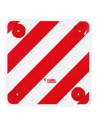 Billede af Advarselsskilt til cykelholder / plast