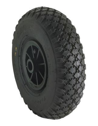 Billede af Lufthjul med plastfælg 260x85 mm