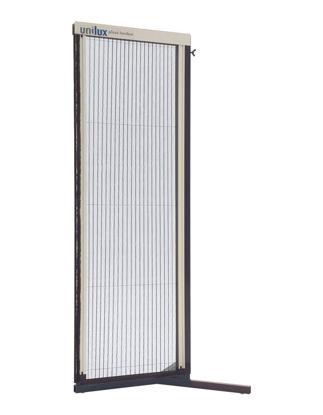 Billede af Plissémyggenetsdør 1850 x 650 mm